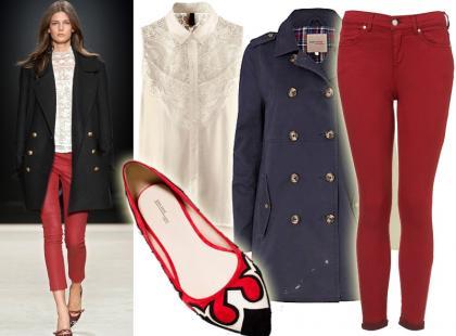 Ubierz się w jesiennym stylu Isabel Marant