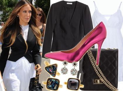 Ubierz się w modnym stylu Sary Jessiki Parker