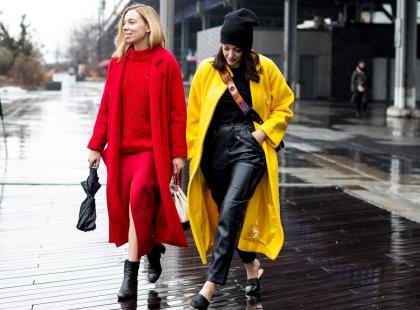 Ubrania w TYCH kolorach będą modne w sezonie jesień-zima 2018/2019. Mamy aż 7 propozycji!