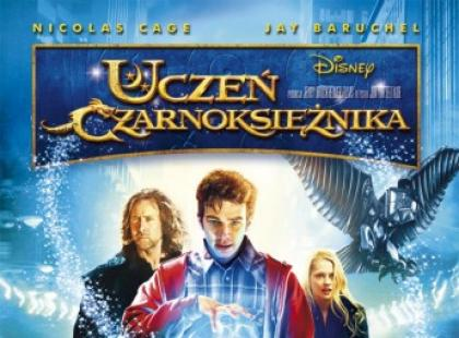 """""""Uczeń czarnoksiężnika"""" już na Blu-ray i DVD!"""