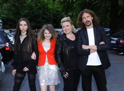 """Uczestnicy """"X-Factor"""" na warszawskich salonach - zdjęcia!"""