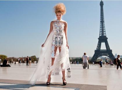 Uczestniczki Top Model podbijają Paryż