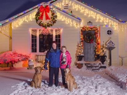 Udekoruj dom światełkami