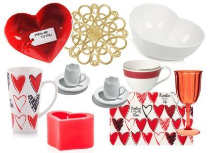 Udekoruj stół na Walentynki!