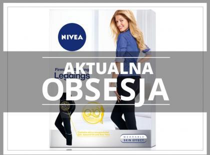 Ujędrniająco-modelujące legginsy Nivea