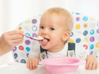 Układ pokarmowy dziecka w czasie 1000 pierwszych dni jego życia