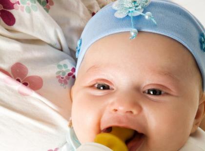 Ulewanie u noworodka
