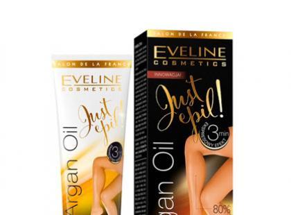 Ultradelikatny krem do depilacji do nóg - Eveline Cosmetics