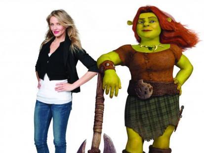 """Ulubieni bohaterowie z filmu """"Shrek"""""""