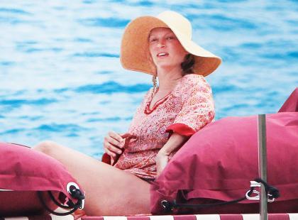 Uma Thurman znów będzie mamą!