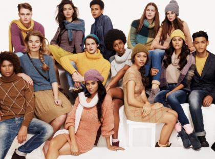 United Colors of Benetton - jesień/zima 2011/2012