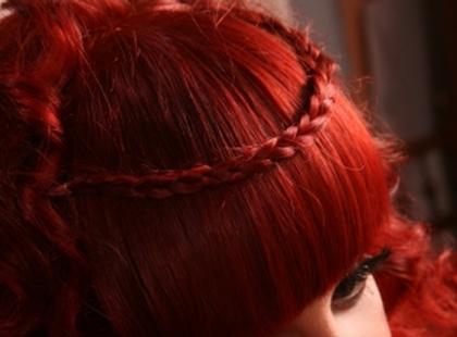 Upięcia włosów Doroty Wodzińskiej