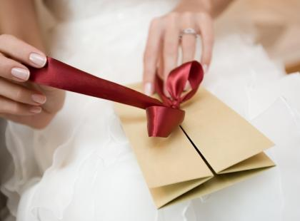 Uporządkuj pamiątki ze ślubu