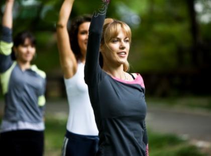 Uprawiaj ćwiczenia zachowując swoją kobiecość