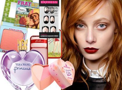 Urocze kosmetyki na Walentynki 2015