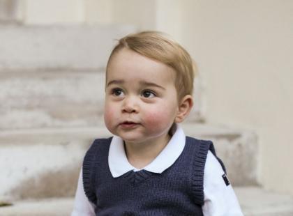 Urocze zdjęcia księcia Jerzego!