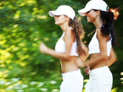 Urozmaicanie joggingu