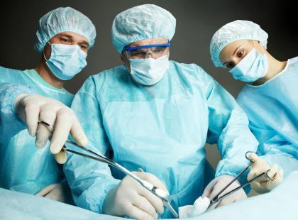USG jako system wspomagania operacji