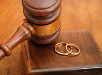 Ustalanie winy w trakcie rozwodu i alimenty między byłymi małżonkami