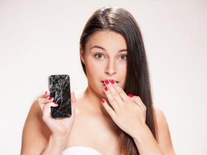 Uszkodziłaś służbowy telefon? Sprawdź, co ci grozi!