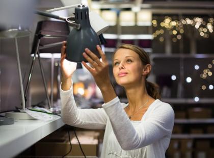 UWAGA! Ta lampa z IKEI może być niebezpieczna!