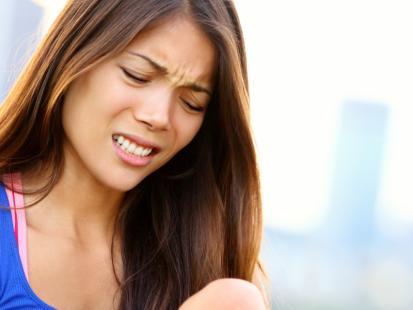 Uważaj na ból stawów