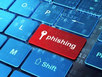 Uważaj na phishing!