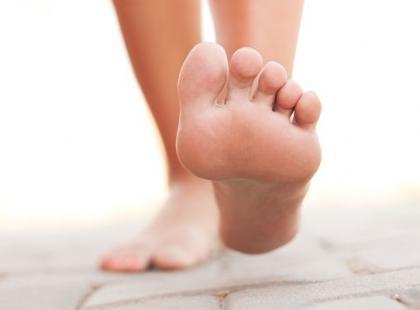 Uważaj! Niektóre choroby widać na stopach
