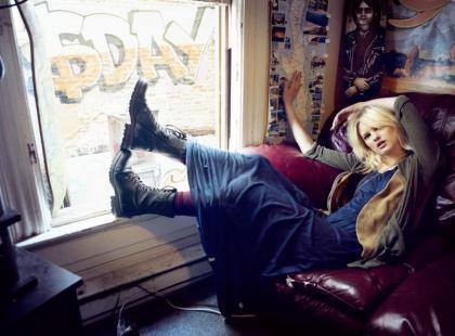 Vagabond: Jesień 2010 w stylu grunge