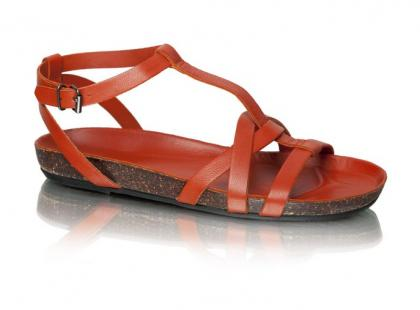 Vagabond - sandały damskie na sezon wiosna - lato 2012