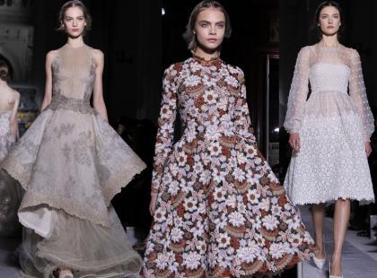 Valentino Haute Couture na wiosnę 2013