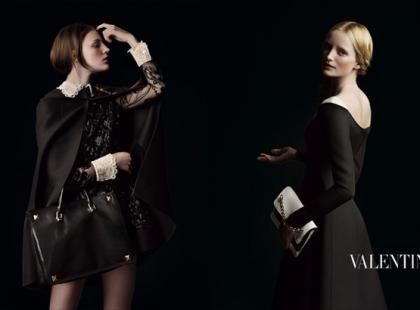 Valentino - piękna kampania na nowy sezon!