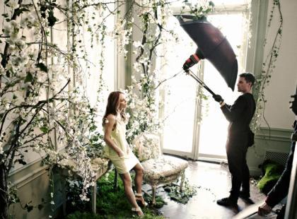 Vanessa Paradis nową twarzą linii H&M Conscious