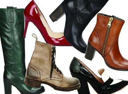 Venezia - 20 najładniejszych butów na jesień