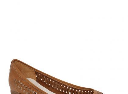 Venezia - brązowe buty na sezon wiosna - lato 2012