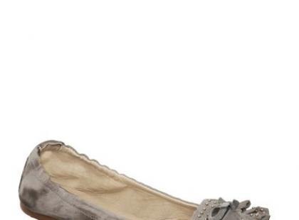 Venezia - Szare buty na sezon wiosna - lato 2012