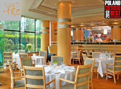 Venti-tre w gronie najlepszych restauracji w kraju!