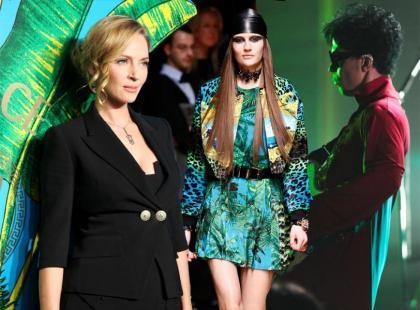 Versace for H&M: Oficjalny Pokaz kolekcji w NY