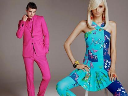 Versace for H&M - pełny lookbook