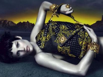Versace - kapmania reklamowa na 2011/2012