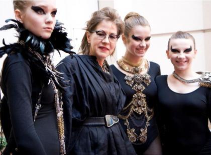 Vicky Beamon i jej nowa kolekcja w  Polsce - relacja