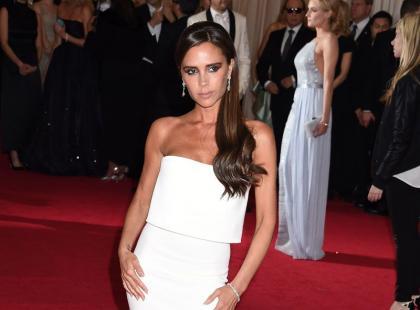 Victoria Beckham wystawiła 600 swoich ubrań na aukcję