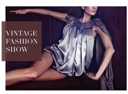 Vintage Fashion Show w Salonie Living Concept we Wrocławiu
