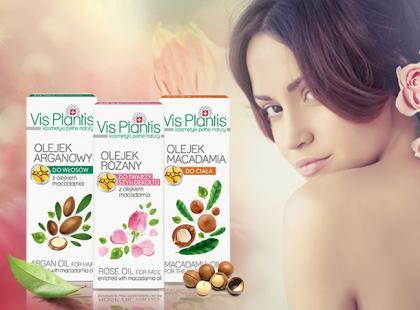 Vis Plantis - siła roślin ukryta w olejkach