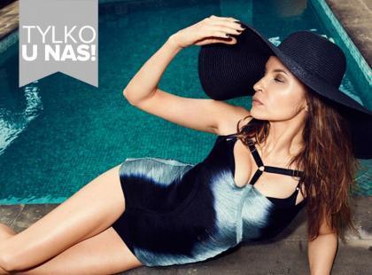 Viva!: Joanna Horodyńska w egzotycznej sesji