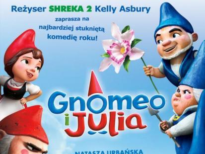 "Viva! Kino - ""Gnomeo i Julia"""