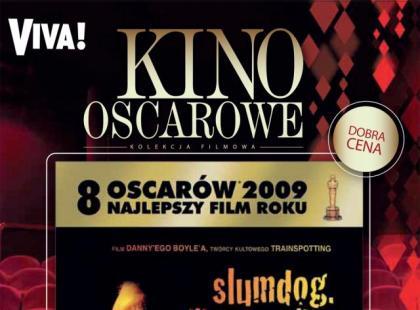 "Viva! Kino Oscarowe - ""Slumdog. Milioner z ulicy"""