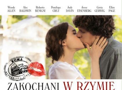 """Viva! Kino - """"Zakochani w Rzymie"""""""