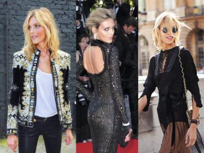 Viva! Najlepiej ubrani 2012 - Królowa stylu: Anja Rubik