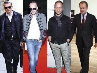 Viva! Najlepiej ubrani 2012 - Liga dżentelmenów